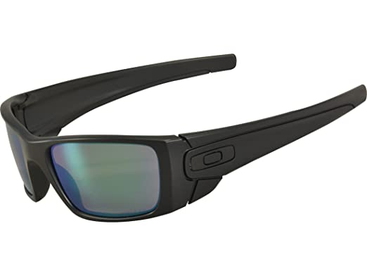 bf3285387260 Image Unavailable. Image not available for. Color  Oakley SI Fuel Cell  Polarized Sunglasses Matte Black ...