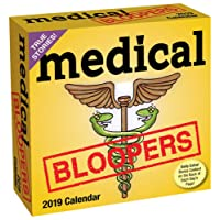 Medical Bloopers 2019 Day-to-Day Calendar