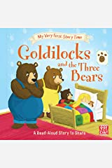 Goldilocks and the Three Bears: Fairy Tale with picture glossary and an activity (My Very First Story Time) [Hardcover] Kubasta, V. Hardcover