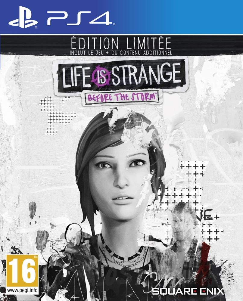 Life is Strange Before the Storm - PS4 | Deck Nine Games. Programmeur