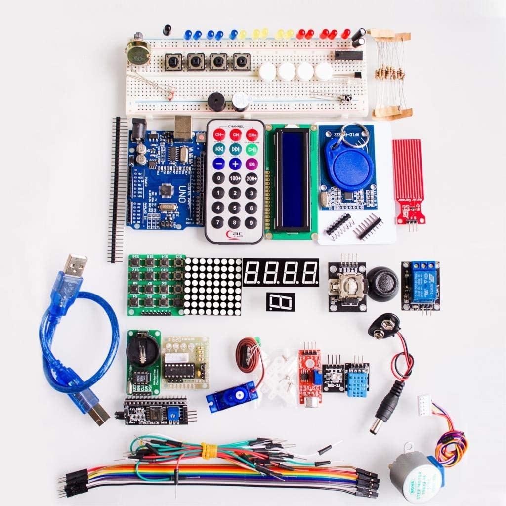 RFID MEGA328P Box TD-ELECTRO RFID for arduino Starter kit UNO R3 Upgraded Version Learning Suite for arduino uno kit