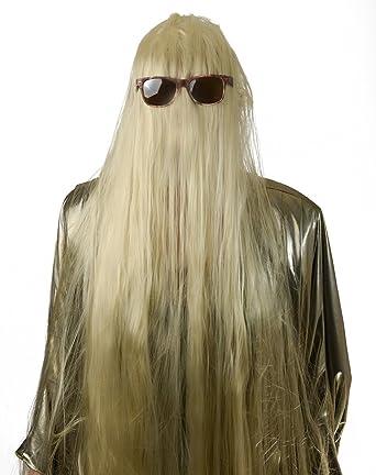 amazon com cousin it wig cousin itt costume wig addams family
