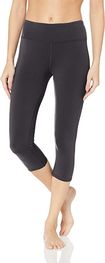 Alo Yoga Womens Airbrush Capri Legging