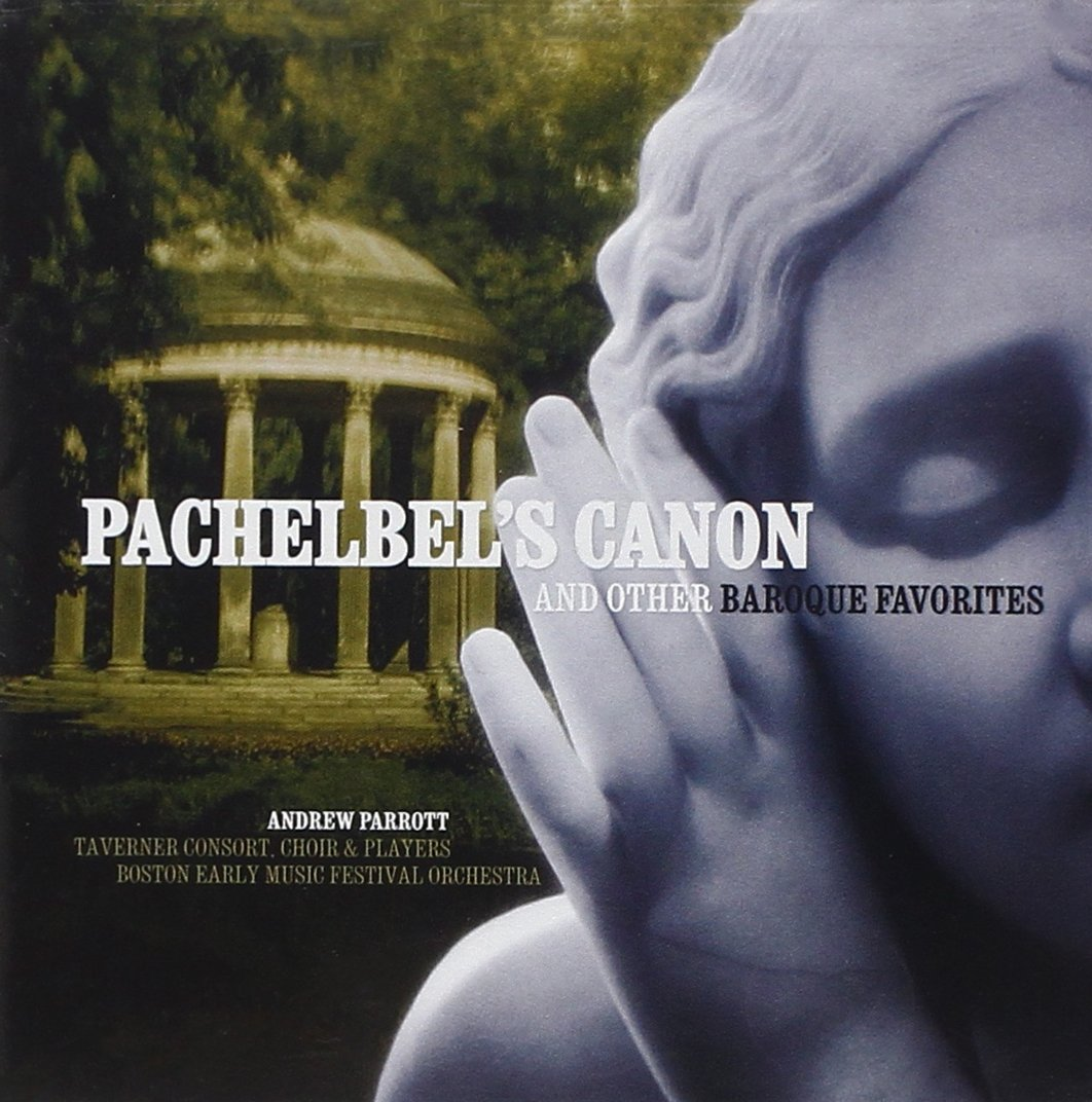 Pachelbel's Canon & Other Baroque Favorites by Warner Classics
