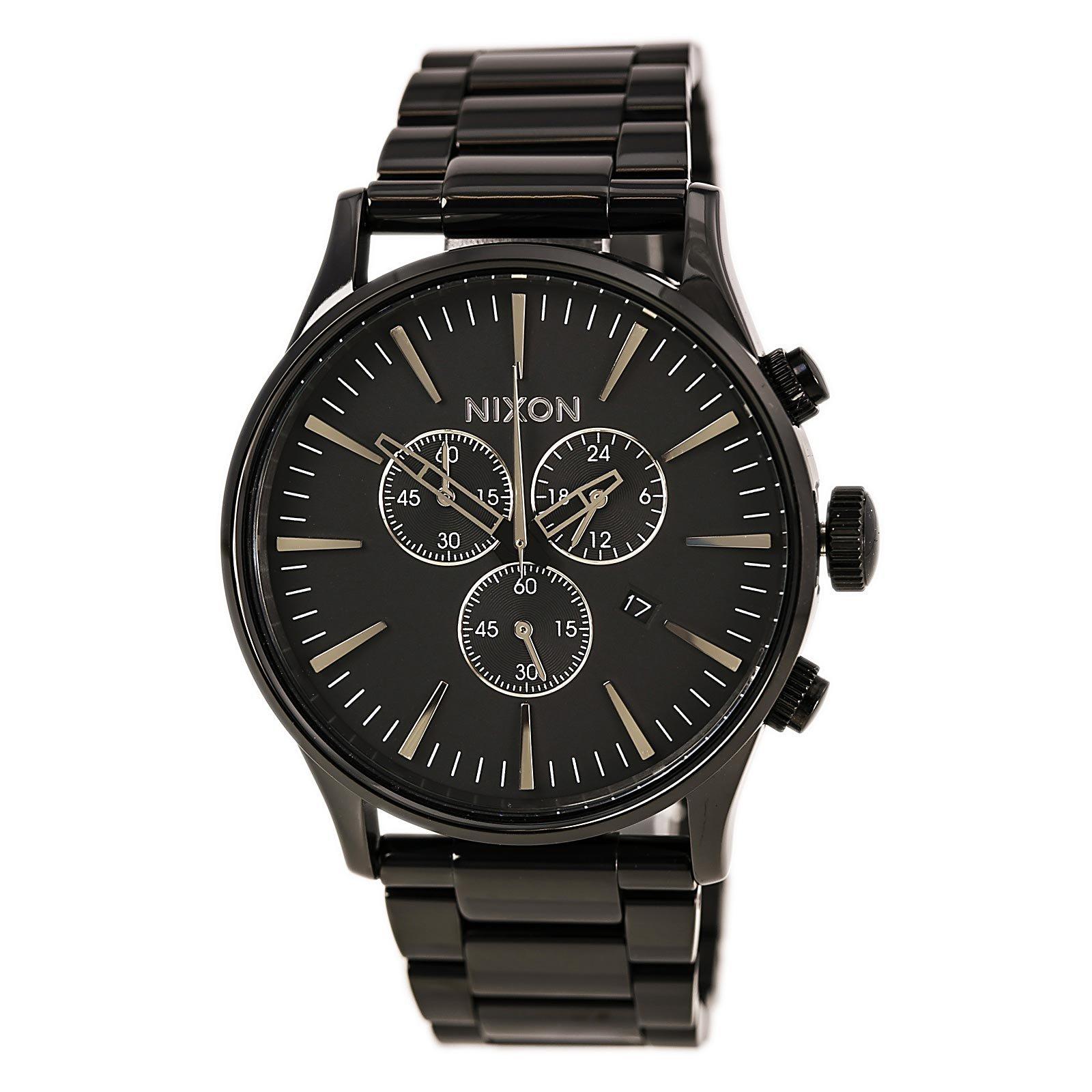 Nixon Men's A386001 Sentry Chrono Watch