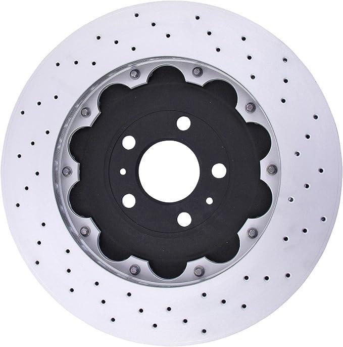 Bremsbel/äge Vorne Bremsanlage 2 Bremsscheiben Coated Disc Line Voll /Ø 240 Mm P-B-01-00329 f/ür u.a von Brembo Vorne