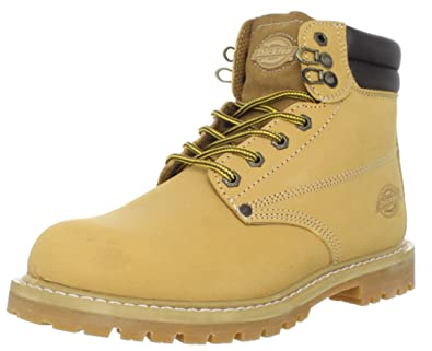 f870ffb2c38 Dickies Men's Raider Steel-Toe Work Shoe