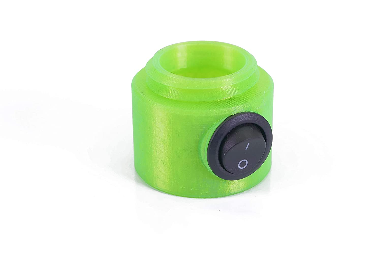 PETG Filament 1.75mm 1kg Spool 2.2 lbs Diameter Tolerance +//- 0.02mm Prusament Neon Green