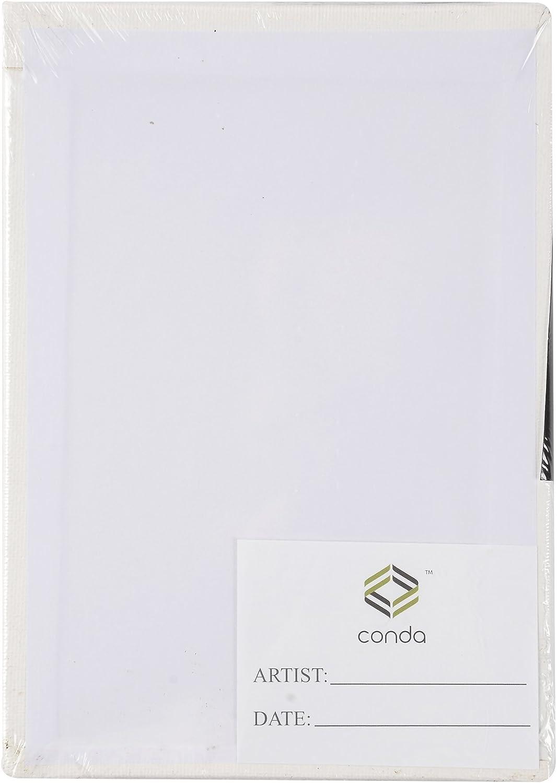 Leinwand von Conda EINWEG 12 St/ück 20,3 /× 25,4 cm s/äurefrei