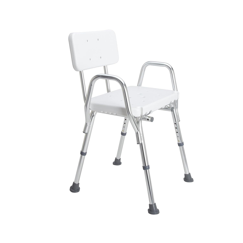 Amazon DMI Heavy Duty Shower Chair Shower Seat With