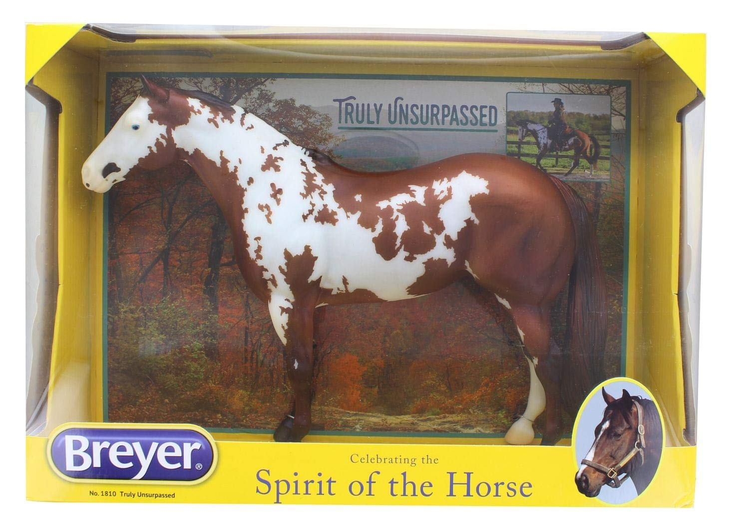 Breyer Traditional 1 9 Model Horse  Truly Unsurpassed