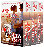 Love Dances in the Desert: Three Jackrabbit Junction Sexy Mysteries