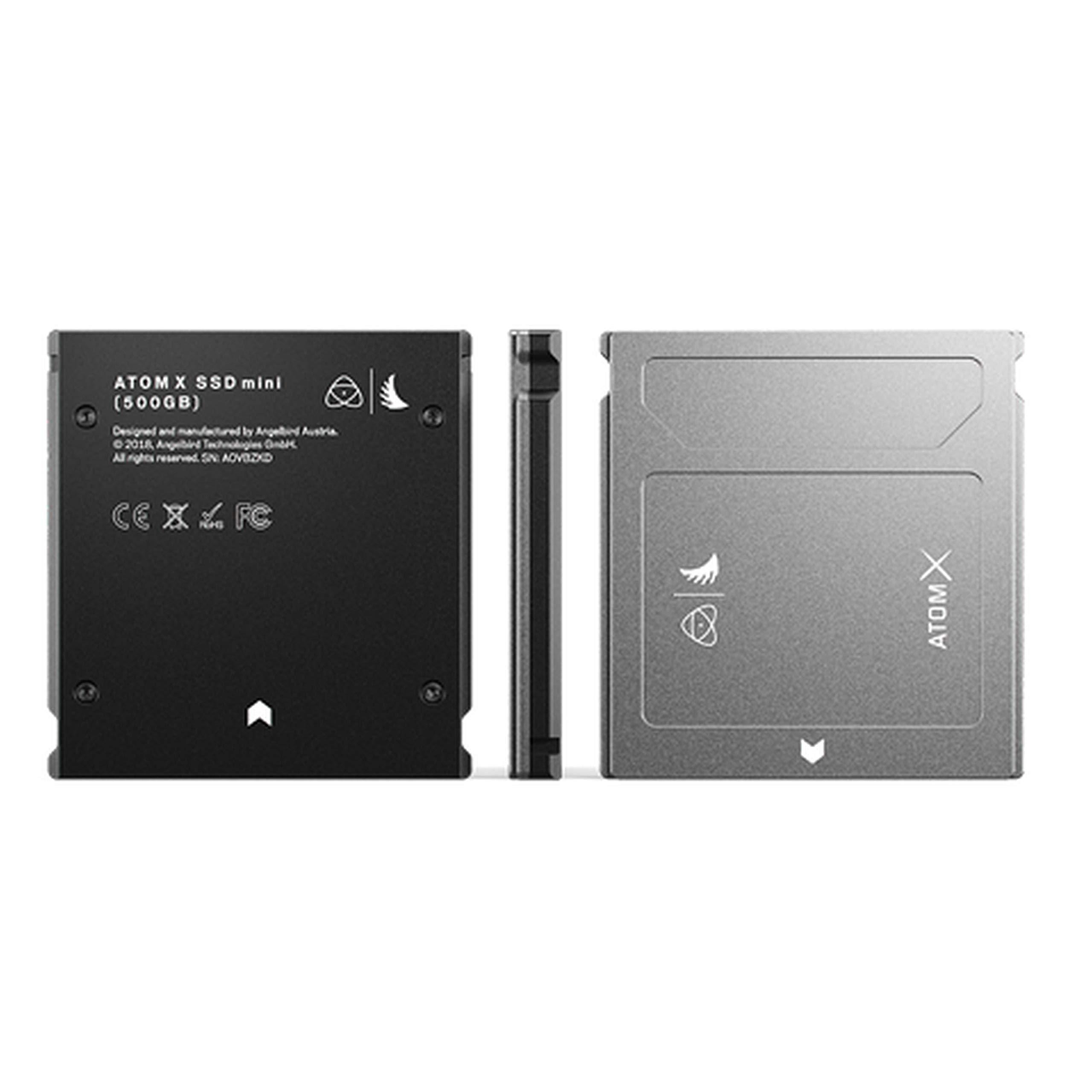 Angelbird Atom X Mini 500GB SSD