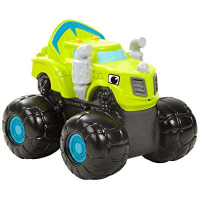 Fisher-Price Nickelodeon Blaze & the Monster Machines, Zeg: Toys & Games