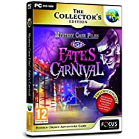 Mystery Case Files: Fate's Carnival - The Collector's Edition (PC DVD)