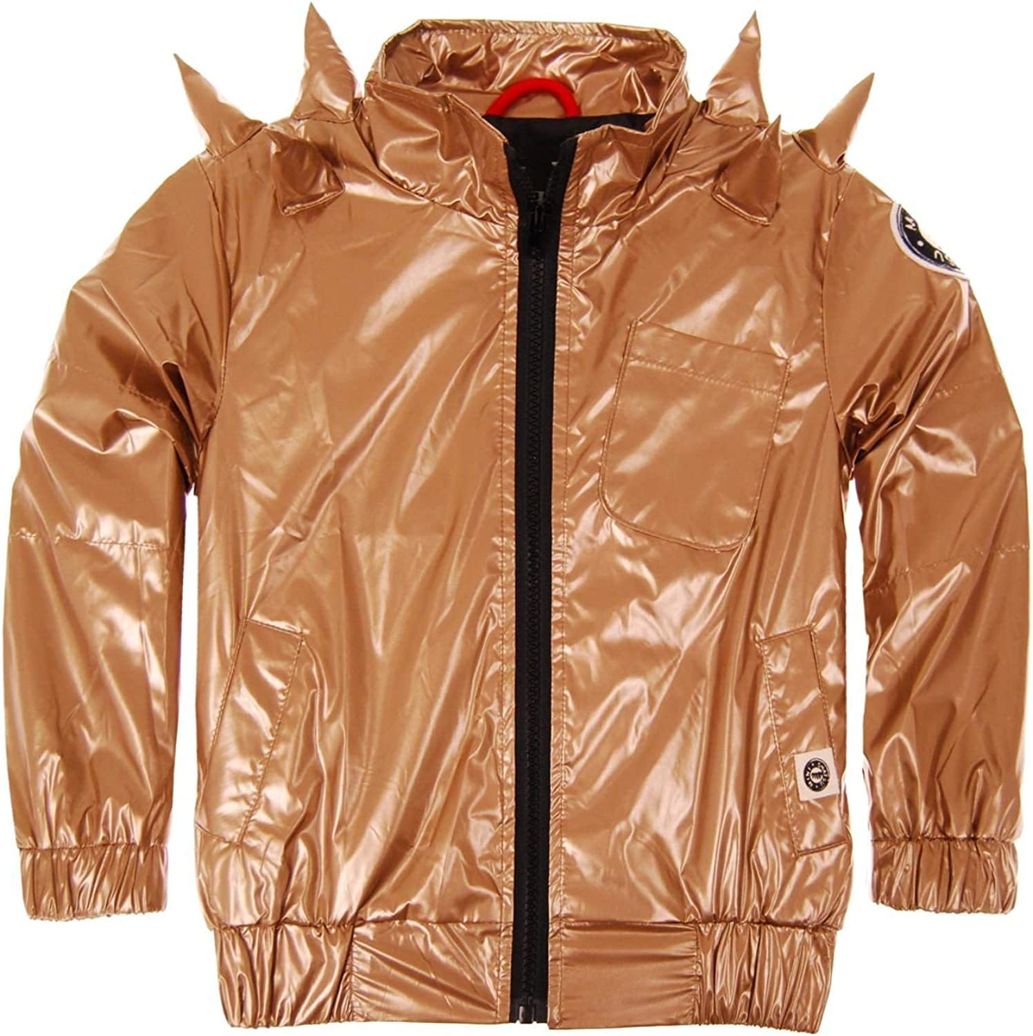 Mini Shatsu Gold Spikes Baby Windbreaker