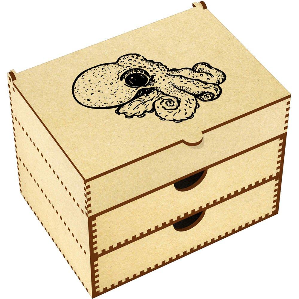 Azeeda 'Baby Octopus' Vanity Case / Makeup Box (VC00004417)