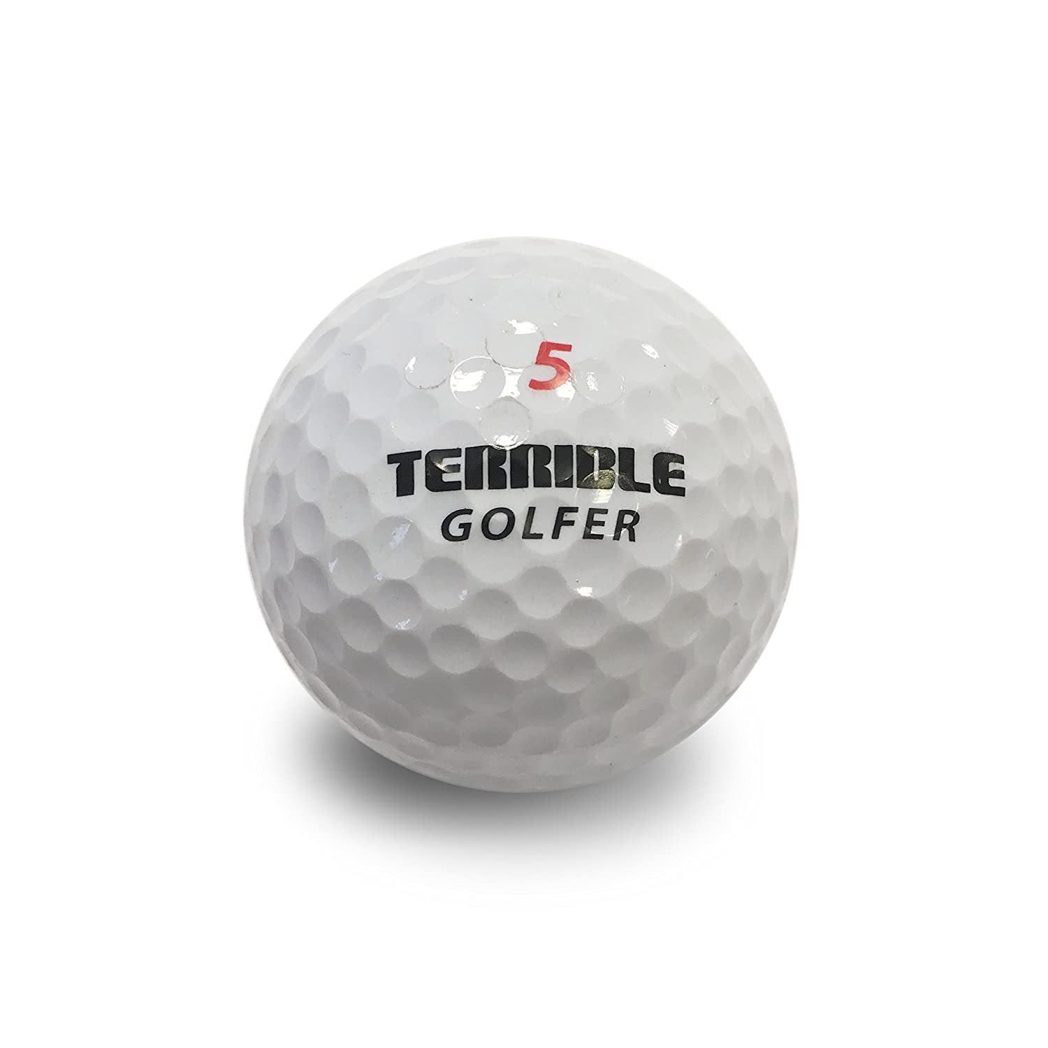 d1a0f5d7 Horrible Golf Balls - Funny Gag Novelty Practice Golf Balls, 6 Balls - Fun  Gift for Golfers: Amazon.co.uk: Sports & Outdoors