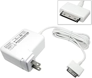 HQMelectronicsparts Supplies for AC Power Adapter Charger Supply for Acer Iconia Tab W510 W510P ADP-18TB A White