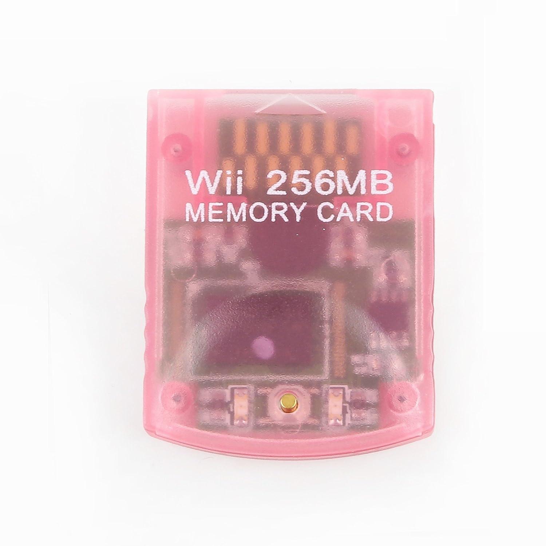 2-Tech - 256 MB MEMORY CARD tarjeta de memoria para Wii y ...