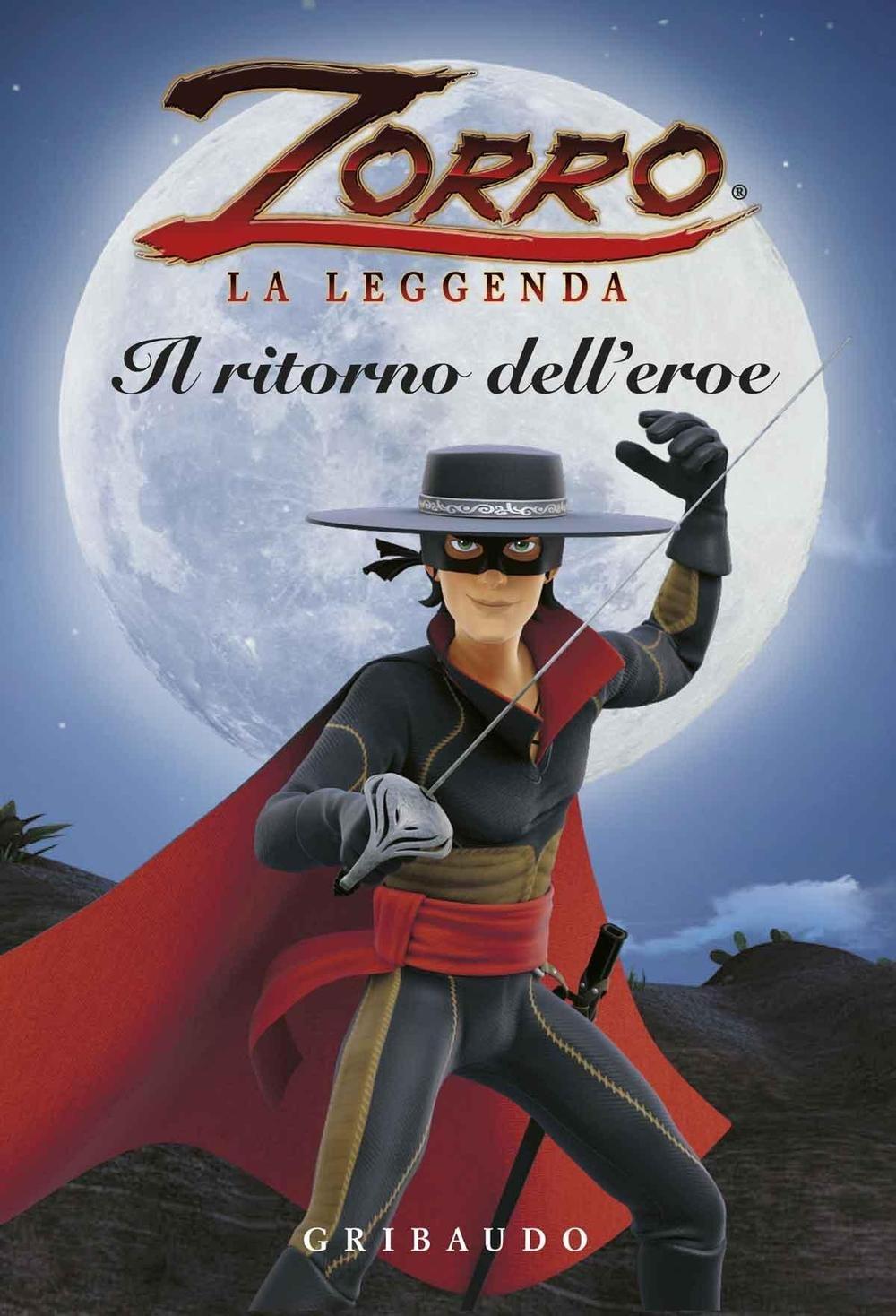 Amazon.it: il ritorno delleroe. zorro la leggenda aa.vv. libri