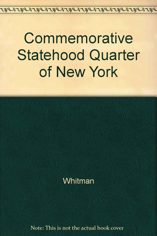 Commemorative Statehood Quarter of New York
