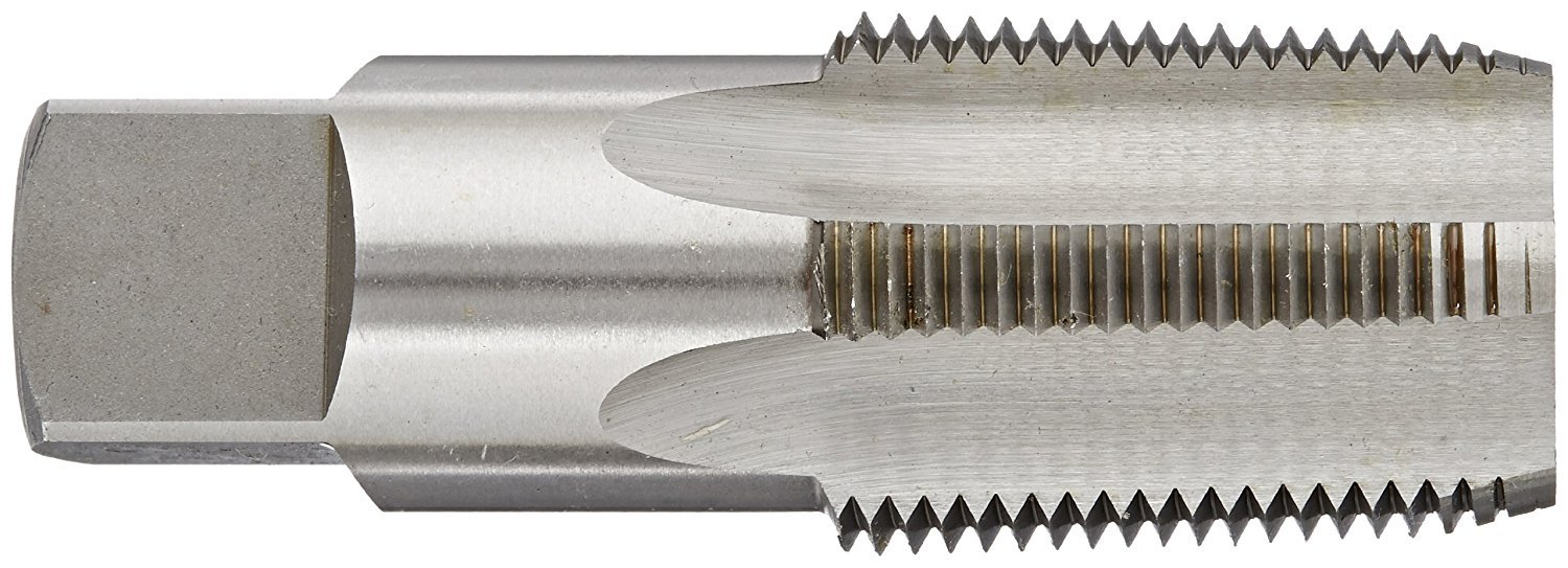 """Details about  /Cleveland 1/""""-11-1//2 NPT Pipe Threading Tap"""