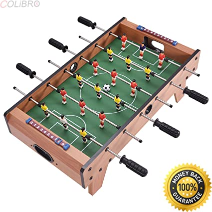 Superieur COLIBROX  27u0026quot; Foosball Table Christmas Gift Game Room Soccer Football  Sports Indoor Boys