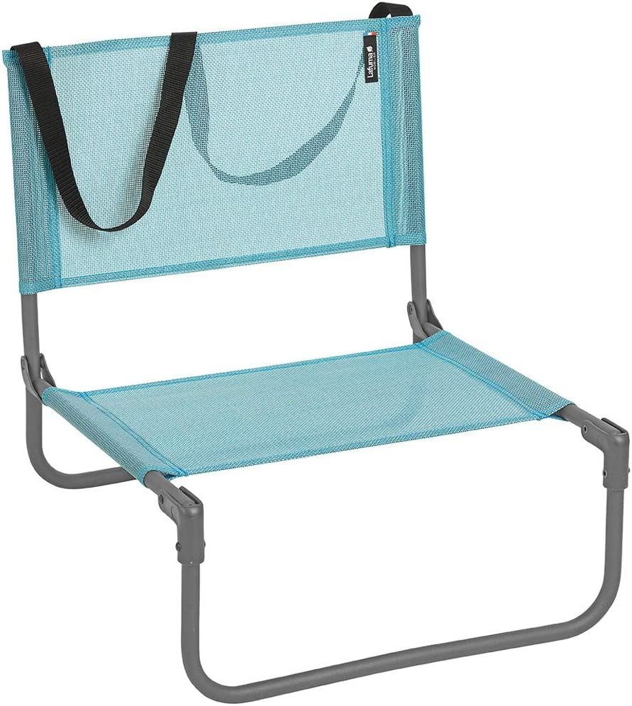 Silla de playa Beach silla plegable 48x44 5x52 silla de playa 1.2kg plegable silla de camping