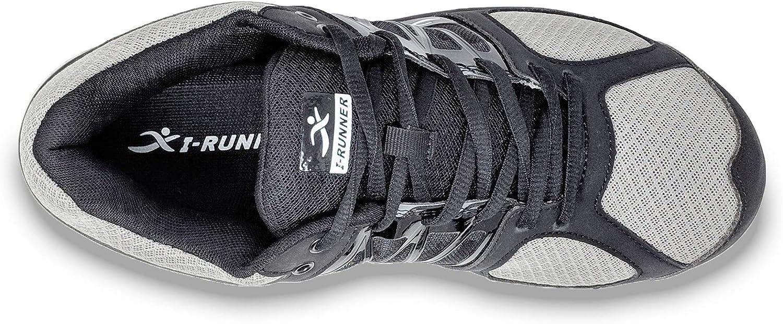 I-Runners - Zapatillas de Deporte para Hombre (Extra Anchas, Talla 6E): Amazon.es: Zapatos y complementos