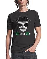 Breaking Bad Walter White Br Ba Men's T-Shirt