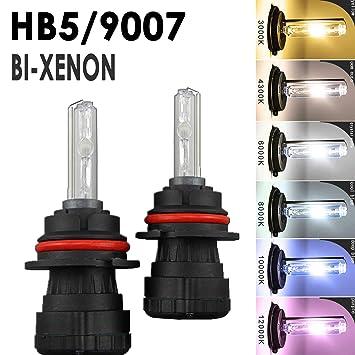O NEX BI Xenon HB5 9007 HID Bulbs 35W AC Dual Beam Hi Lo H L