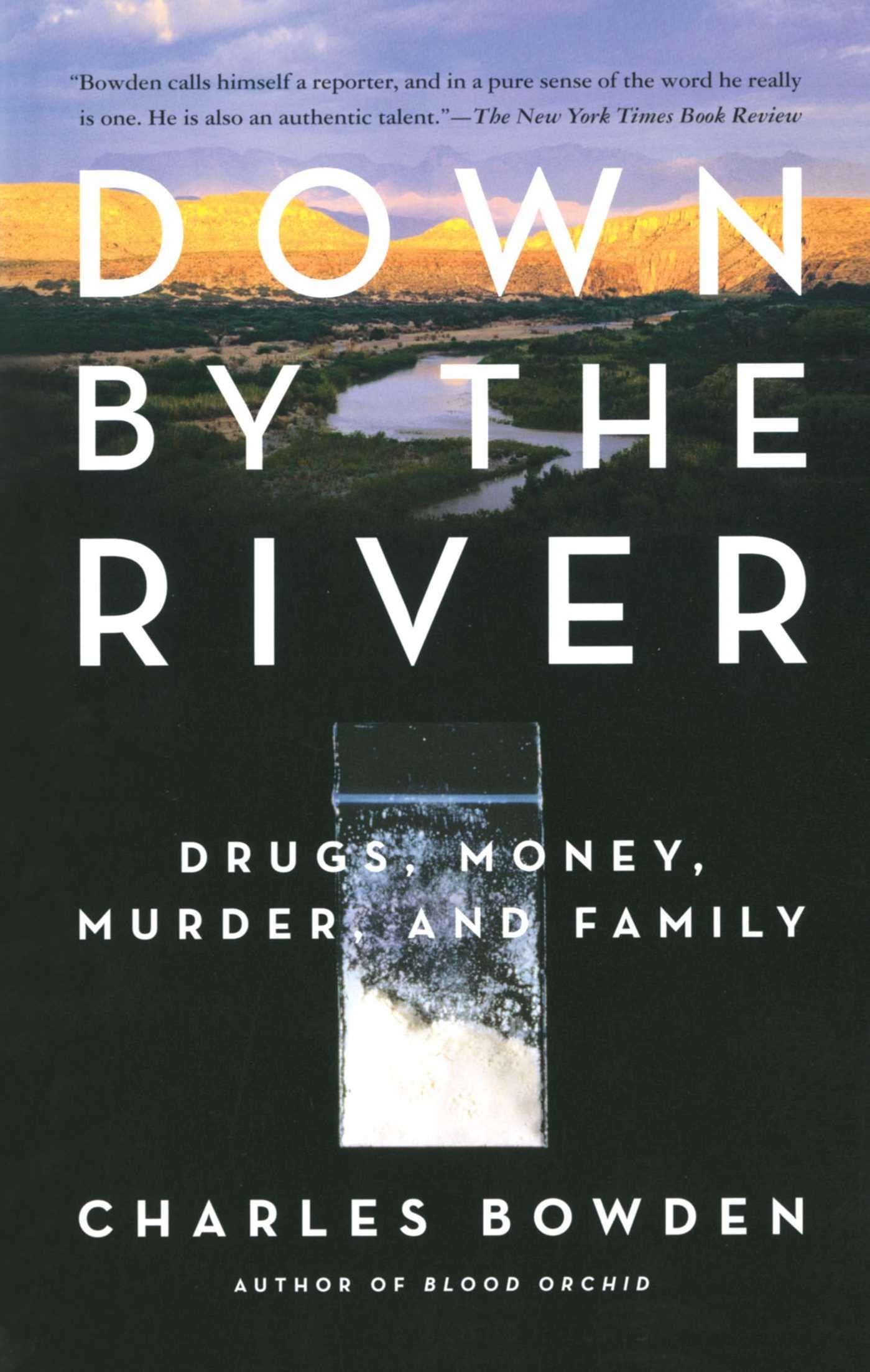 Down By The River: Drugs, Money, Murder, And Family: Charles Bowden:  9780743244572: Amazon: Books