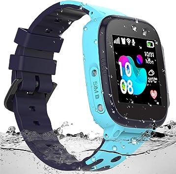 Amazon.com: SZBXD - Reloj inteligente para niños, resistente ...
