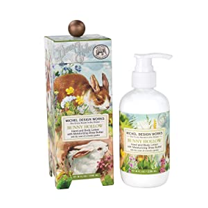 Michel Design Works Lotion, Bunny Hollow