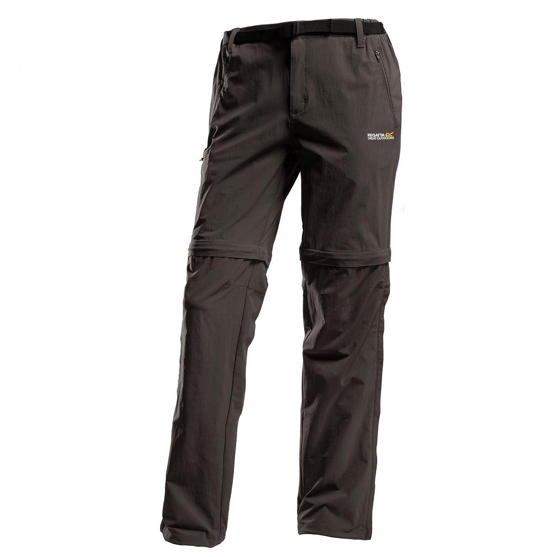 Regatta Xert II Stretch Zip of Trousers Men Roasted Größe 46 2019 Hose lang