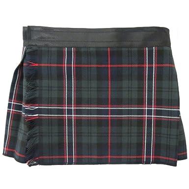 Kilt/falda escocesa para bebés y niños pequeños - Tartán escocés ...
