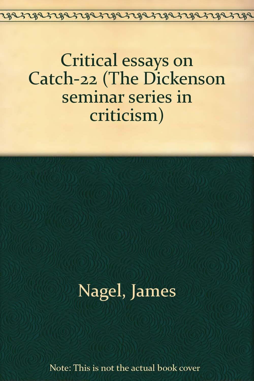 catch 22 critical essay