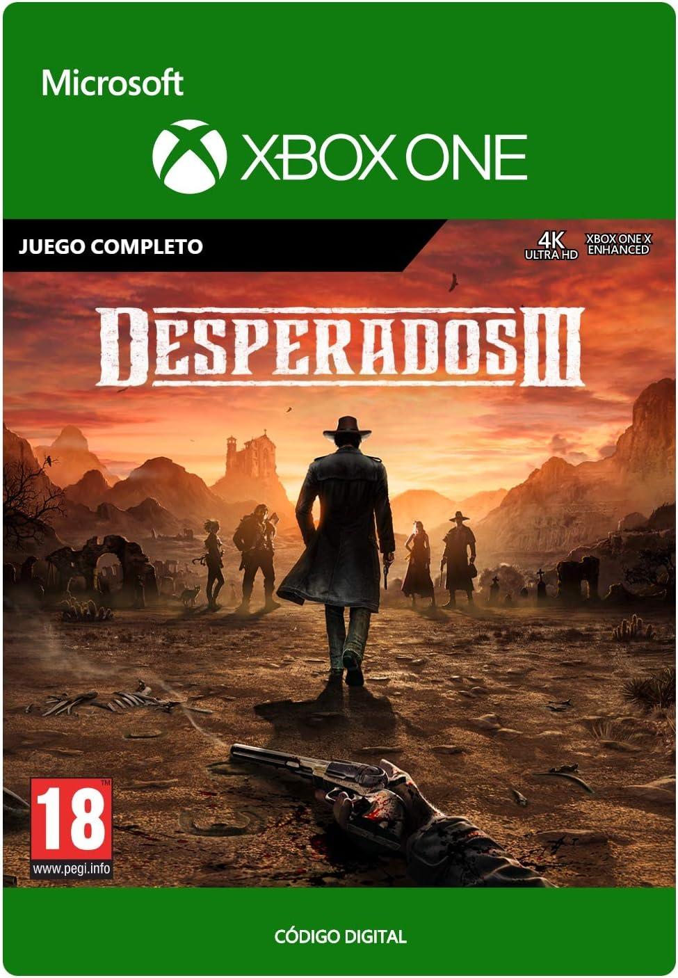 Desperados III Standard   Xbox One - Código de descarga: Amazon.es ...