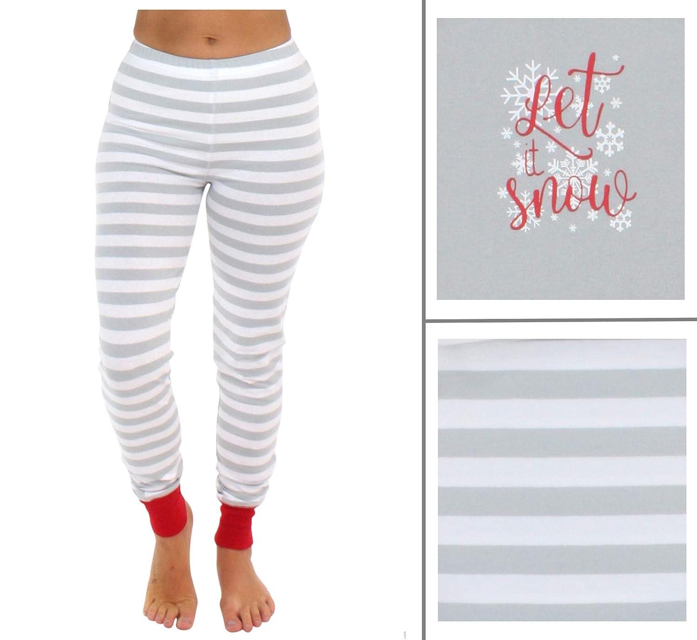 eef2630137 Sleepyheads Holiday Family Matching Winter Snowflake Pajama PJ Sets ...