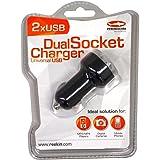 Reekin Universal USB Socket Charger Dual (2x USB)