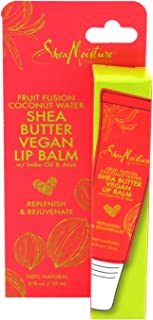 product image for Shea Moisture Lip Balm Fruit Fusion & Coconut Water 0.5 Ounce (15ml) (2 Pack)