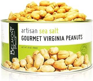 product image for Belmont Peanuts Artisan Sea Salt Virginia Peanuts, 20oz
