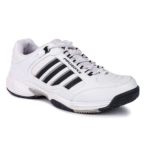 Buy Prozone 86 White Running Shoes (Men