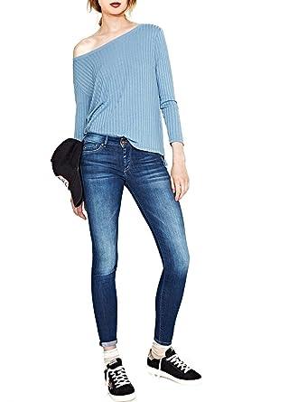 05783c5fe6 Pepe jeans PL502636 Jumper Women Celeste S  Amazon.co.uk  Clothing