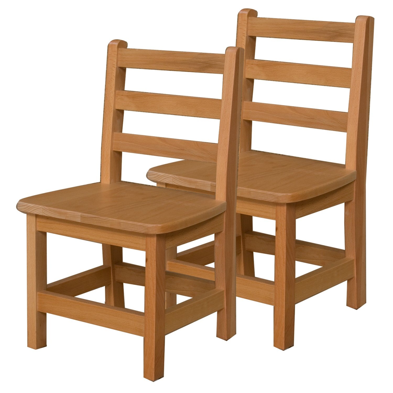 Wood Designs WD81202 12'' Chair, (Carton of 2)