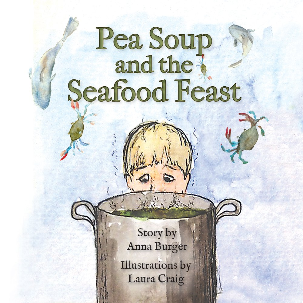 Download Pea Soup and the Seafood Feast pdf epub