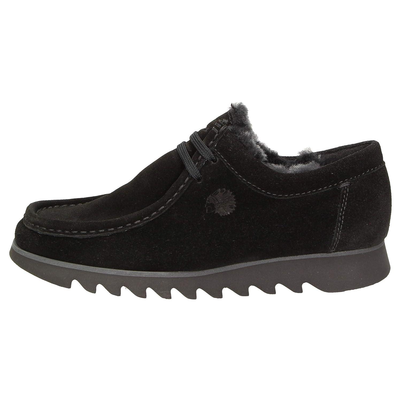 Sioux (Schwarz Damen Grash.-d182-45-lf Sneaker, Schwarz (Schwarz Sioux 000) 92eb21