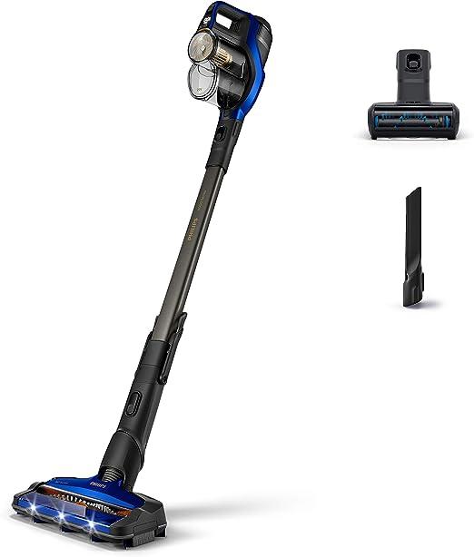 Philips Serie 8000 Escoba Aspiradora Vertical de Mano Sin Cable ...