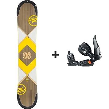 04695e31de15 Rossignol Exp Wide Snowboard Pack + Reflection Medium Large – Unisex – Size  M